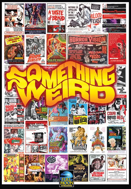 Something Weird 11