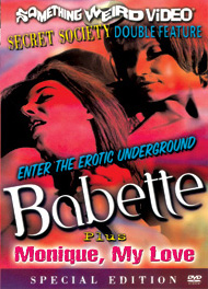 BABETTE / MONIQUE MY LOVE - Special Edition DVD