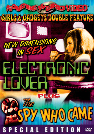 ELECTRONIC LOVER / THE SPY WHO CAME - Special Edition DVD