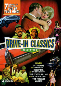 DRIVE-IN CLASSICS - Special Edition DVD Box Set