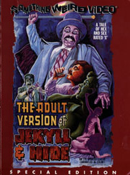 ADULT VERSION OF JEKYLL & HIDE - Special Edition DVD