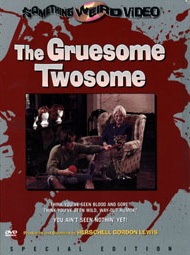GRUESOME TWOSOME - Special Edition DVD