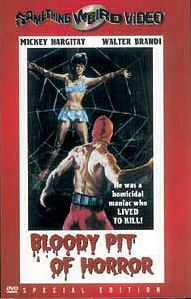BLOODY PIT OF HORROR - Special Edition DVD