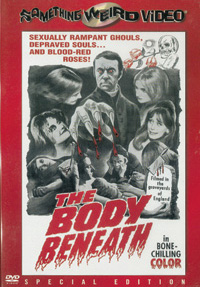 BODY BENEATH, THE - Special Edition DVD