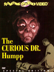 CURIOUS DR. HUMPP, THE - Special Edition DVD