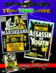 MARIHUANA / ASSASSIN OF YOUTH / REEFER MADNESS Special Edition DVD