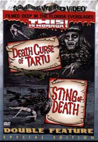 DEATH CURSE OF TARTU / STING OF DEATH - Special Edition DVD