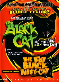 BLACK CAT, THE / FAT BLACK PUSSYCAT - Special Edition DVD
