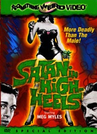 SATAN IN HIGH HEELS - Special Edition DVD