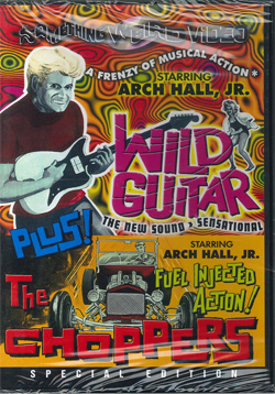 WILD GUITAR / THE CHOPPERS - Special Edition DVD