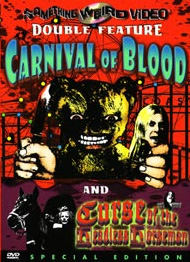 CARNIVAL OF BLOOD / CURSE OF THE HEADLESS HORSEMAN - Special Edition DVD