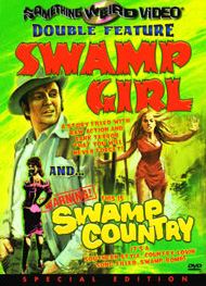 SWAMP GIRL / SWAMP COUNTRY - Special Edition DVD