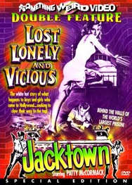 LOST, LONELY AND VICIOUS / JACKTOWN - Special Edition DVD