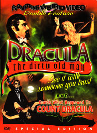 DRACULA THE DIRTY OLD MAN / GUESS WHAT HAPPENED? - Special Edition DVD