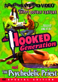 HOOKED GENERATION / PSYCHEDELIC PRIEST - Special Edition DVD