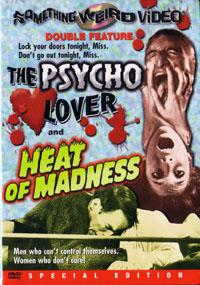 PSYCHO LOVER / HEAT OF MADNESS - Special Edition DVD
