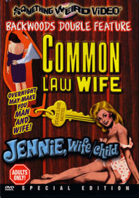 COMMON LAW WIFE / JENNIE, WIFE CHILD - Special Edition DVD