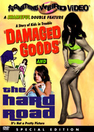 DAMAGED GOODS / THE HARD ROAD - Special Edition DVD