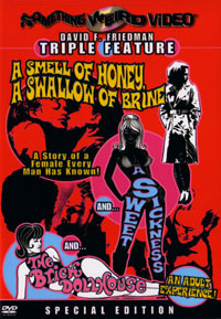 SMELL OF HONEY / SWEET SICKNESS / BRICK DOLLHOUSE - Special Edition DVD