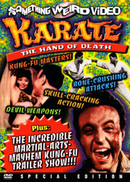 KARATE HAND OF DEATH - Special Edition DVD