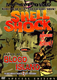 SHELL SHOCK / BATTLE OF BLOOD ISLAND - Special Edition DVD