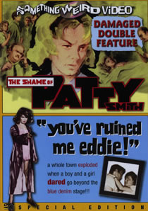SHAME OF PATTY SMITH / YOU'VE RUINED ME EDDIE - Special Edition DVD