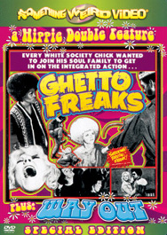 GHETTO FREAKS / WAY OUT - Special Edition DVD