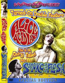ALICE IN ACIDLAND / SMOKE AND FLESH - Special Edition DVD