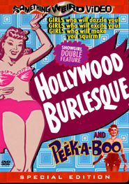 HOLLYWOOD BURLESQUE / PEEK-A-BOO - Special Edition DVD