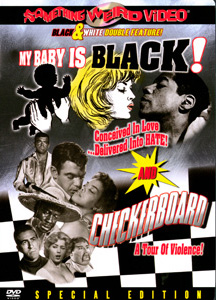 MY BABY IS BLACK / CHECKERBOARD - Special Edition DVD