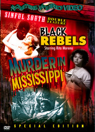 BLACK REBELS / MURDER IN MISSISSIPPI - Special Edition DVD