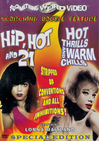 HIP HOT AND 21 / HOT THRILLS AND WARM CHILLS - Special Edition DVD