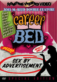 CAREER BED / SEX BY ADVERTISEMENT - Special Edition DVD