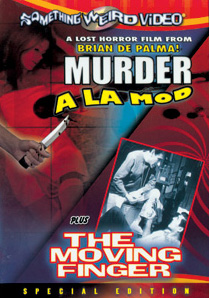 MURDER A La MOD / THE MOVING FINGER - Special Edition DVD