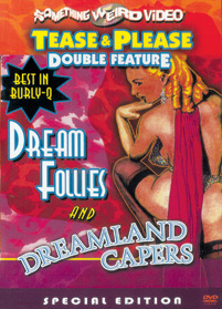 DREAM FOLLIES / DREAMLAND CAPERS - Special Edition DVD