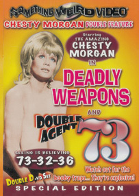 DEADLY WEAPONS / DOUBLE AGENT 73 - Special Edition DVD