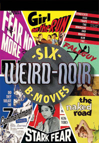 WEIRD NOIR COLLECTION - Special Edition DVD Set