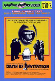 DEATH BY INVITATION - DVD-R
