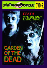 GARDEN OF THE DEAD - DVD-R