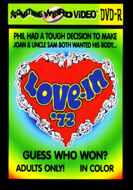 LOVE-IN 72 - DVD-R