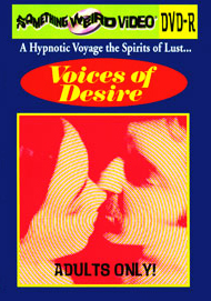VOICES OF DESIRE - DVD-R
