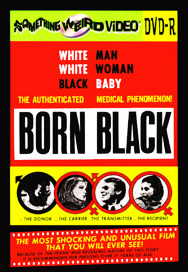 BORN BLACK - DVD-R