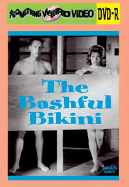 BASHFUL BIKINI, THE - DVD-R