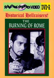 BURNING OF ROME, THE - DVD-R