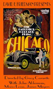 FABULOUS BASTARD FROM CHICAGO, THE - DVD-R
