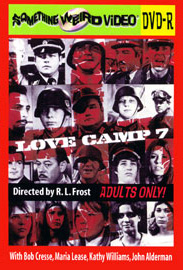 LOVE CAMP 7 - DVD-R