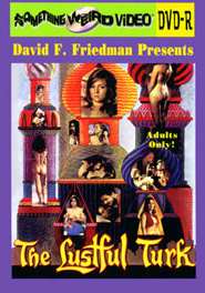 LUSTFUL TURK, THE - DVD-R
