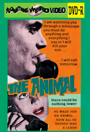 ANIMAL, THE - DVD-R