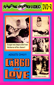 CARGO OF LOVE - DVD-R