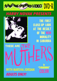 MUTHERS, THE - DVD-R